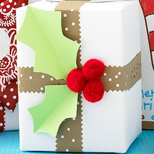 wrapping_holly
